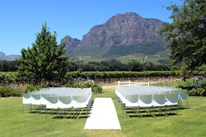 In photos: A Wedding at Vrede en Lust in Franschhoek, South Africa