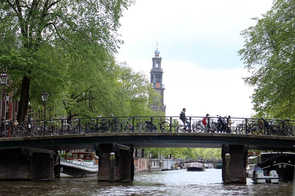 Amsterdam Travel: An Afternoon on an Electric Boaty Boat
