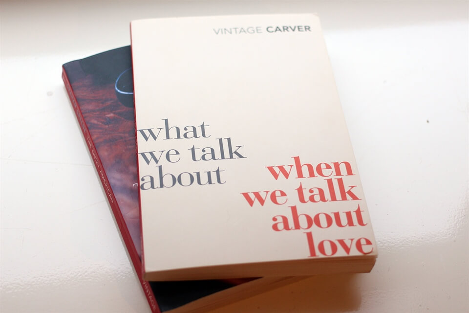 what we talk when we talk