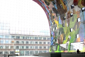 In photos: Inside Rotterdam's Markthal