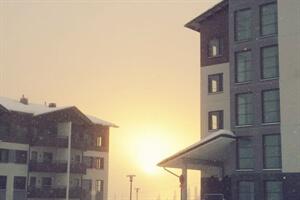 Hotel, Motel, Holiday Inn: An apartment in Ylläs
