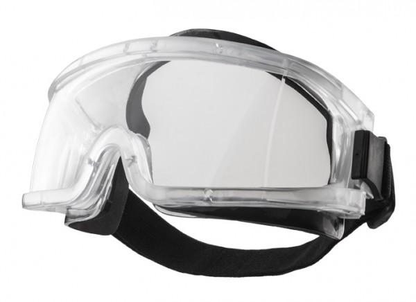 """Vollsicht-Schutzbrille """"CHARGE"""" klar EN 166 - TECTOR®"""