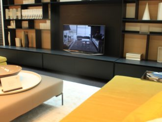 B&B Italia London Showroom