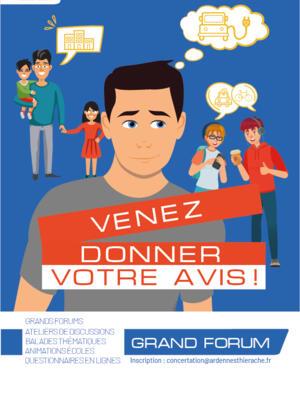 Grand forum maubert - 13 novembre