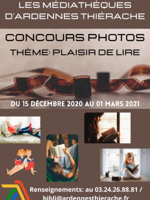 Concours photos mediatheques