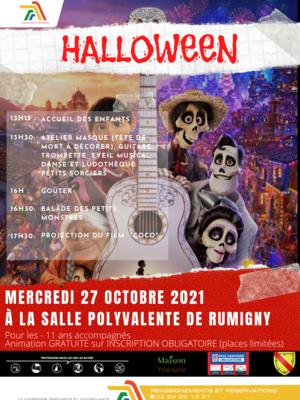 halloween Rumigny 2021