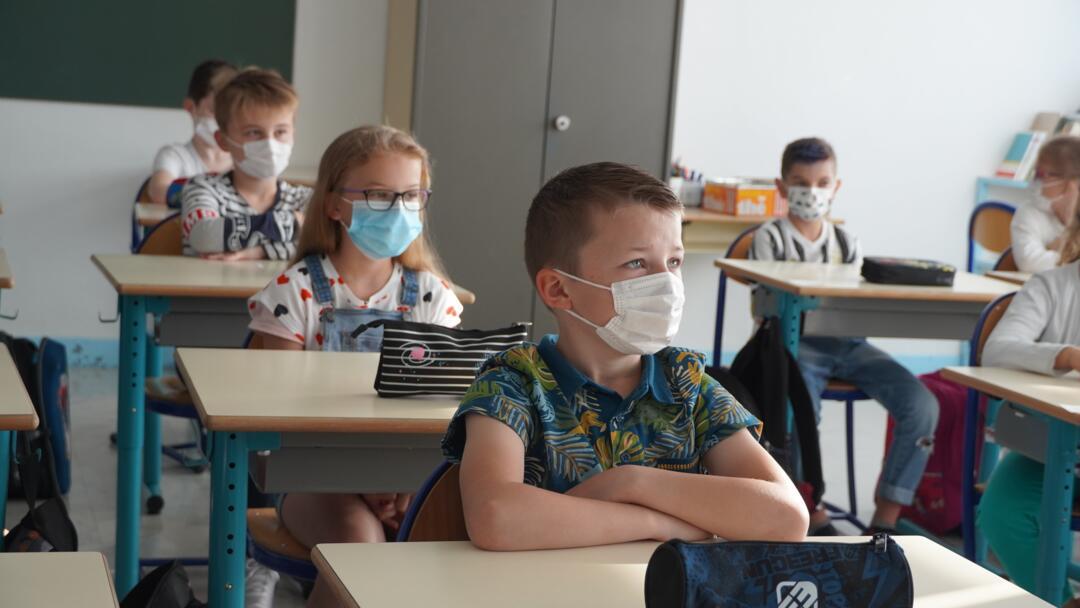 rentrée des classes maubert 2021