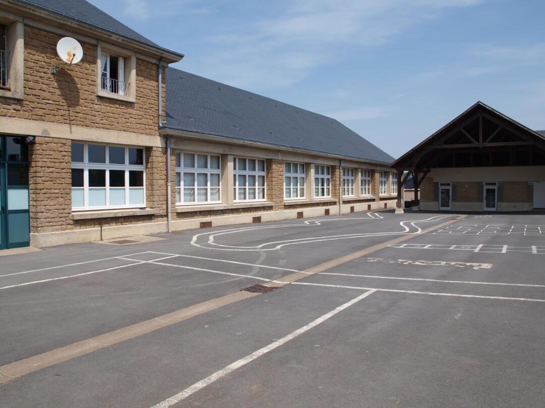 Ecole de Rouvroy-sur-Audry