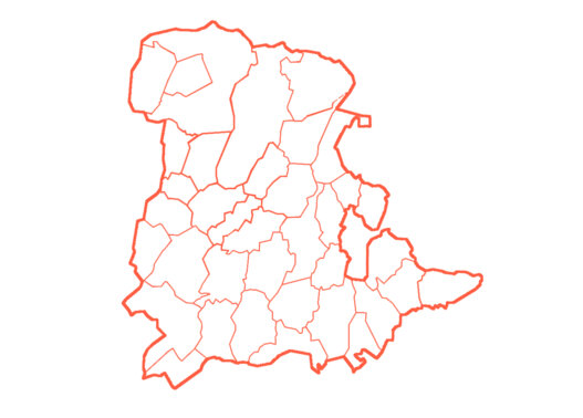 Les contours d'Ardennes thierache territoire