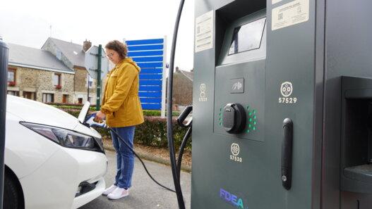 borne électrique Ardennes thiérache