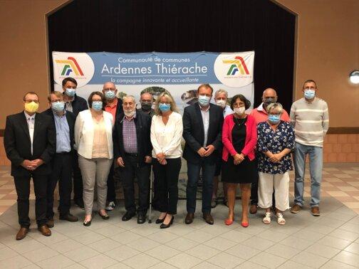 Bureau conseil communautaire Ardennes Thierache