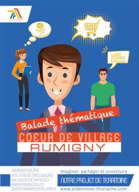 Concertation affiche balade Rumigny