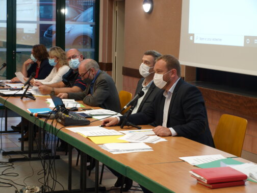 Conseil communautaire sept 2020