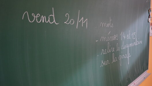 école Rouvroy sur Audry 2020