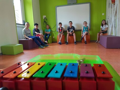 Eveil Ecole des Arts Vivants Rumigny