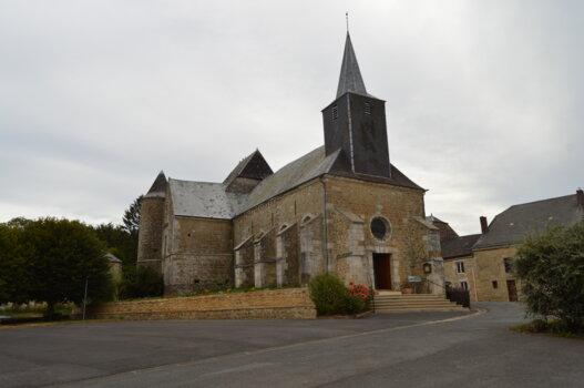 FLAIGNES Ardennes Thierache