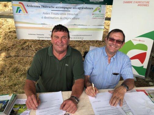 Aides agriculteurs Jean-marc Rousseaux