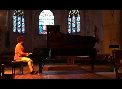 Simon Gharichy  Concert à l'église de Rumigny - 27 aout 2021- extrait