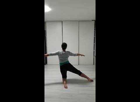 pole dance floorwork