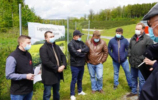 Jeunes Agriculteurs des Ardennes