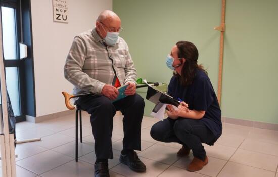 vaccination +75 ans 23 janvier