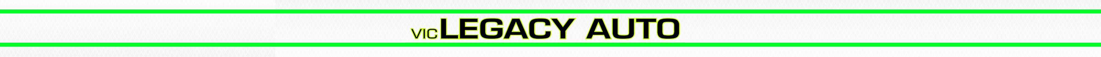 Vic Legacy Auto