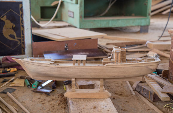 Atharna | Dhow Building in Oman
