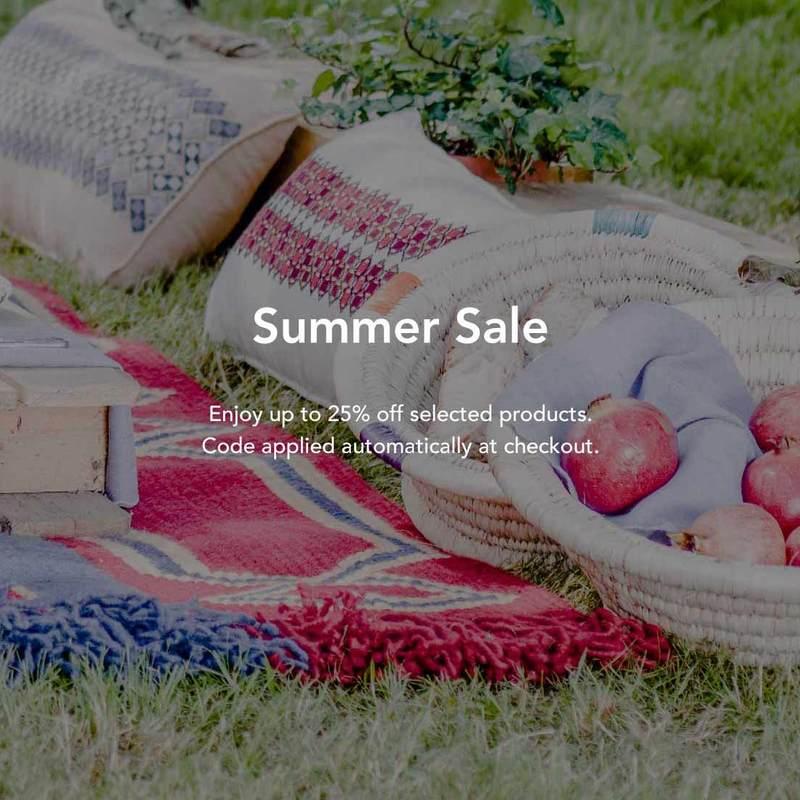 Atharna summer sale homepage carousel