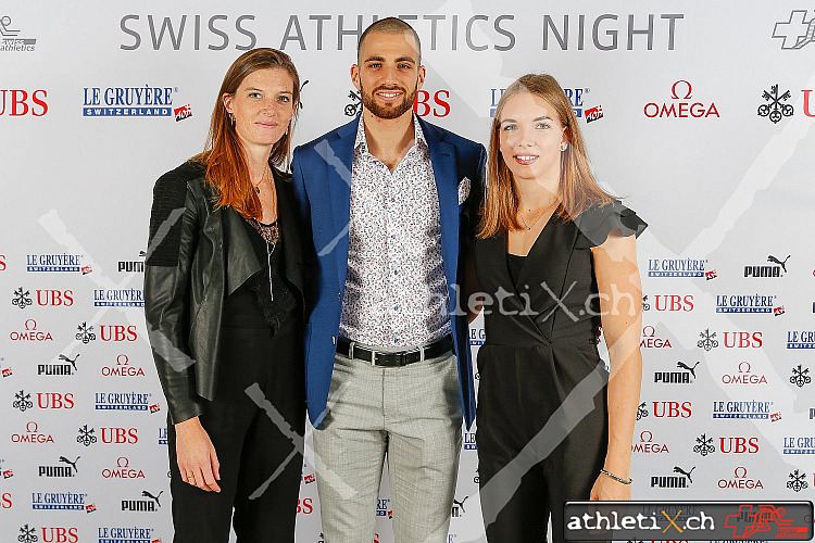 Swiss Athletics Night, Ittigen (18.11.2017)