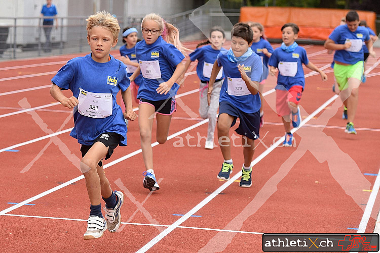athletics goes school, Bern (28.08.2017)