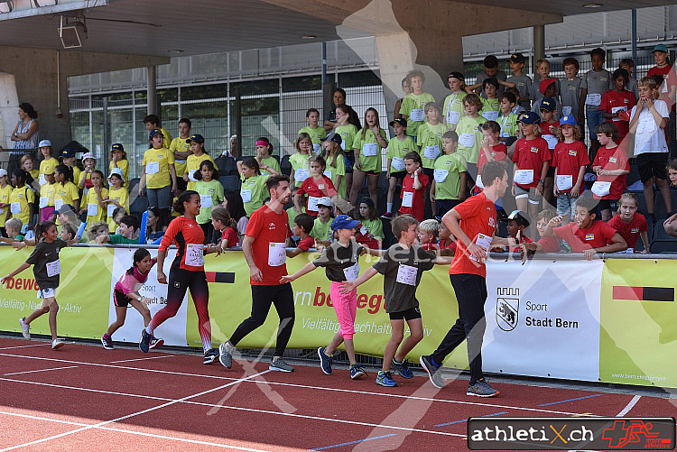 athletics goes school, Bern (30.08.2019)