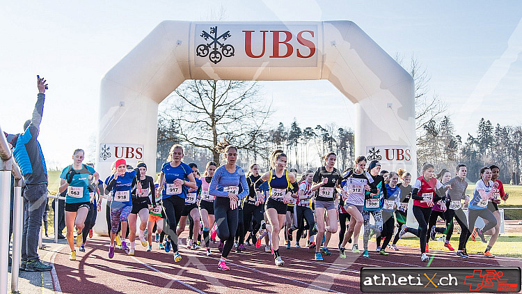 UBS Cross, Düdingen (11.01.2020)