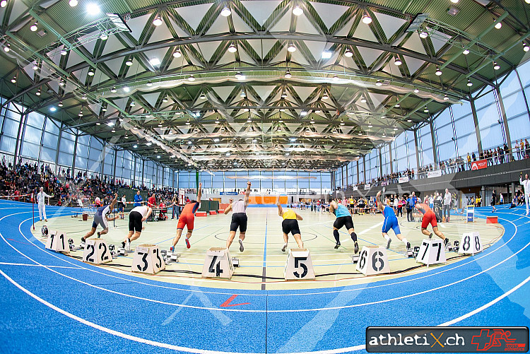 Hallenmeeting Biel/Bienne Athletics, Magglingen (25. - 26.01.2020)