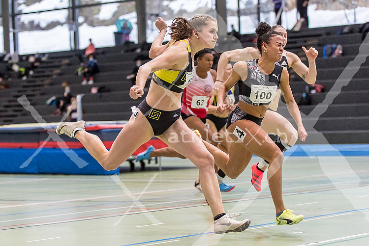 Hallenmeeting Biel/Bienne Athletics, Magglingen (30. - 31.01.2021)
