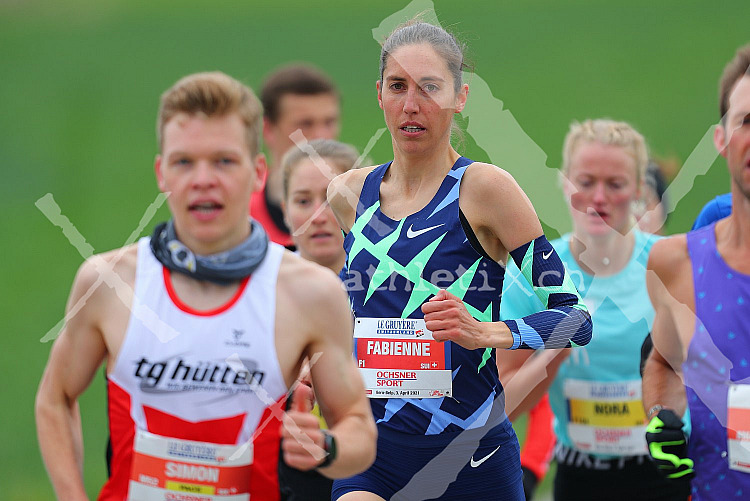 Swiss Athletics Marathon, Belp (03.04.2021)