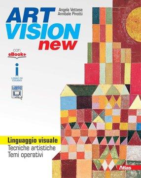 Art vision new - Linguaggio visuale Volume unico