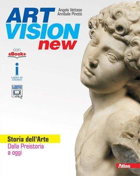 Art vision new - Storia del'arte Volume unico