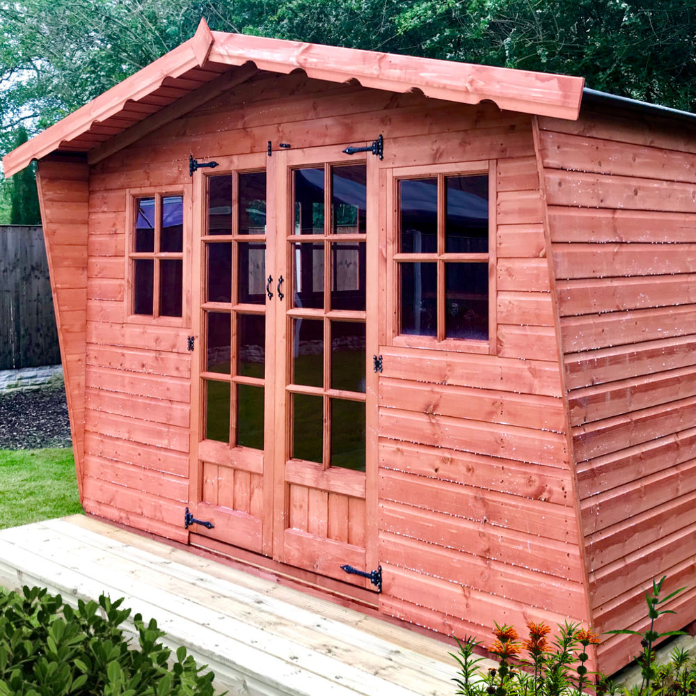 Wooden Summerhouse