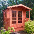 Wooden Summerhouse Verandah