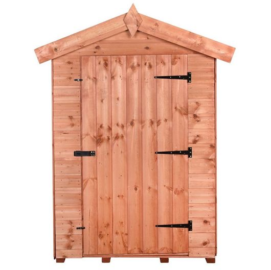 8x6 Wooden Garden Tool Shed - Apex I