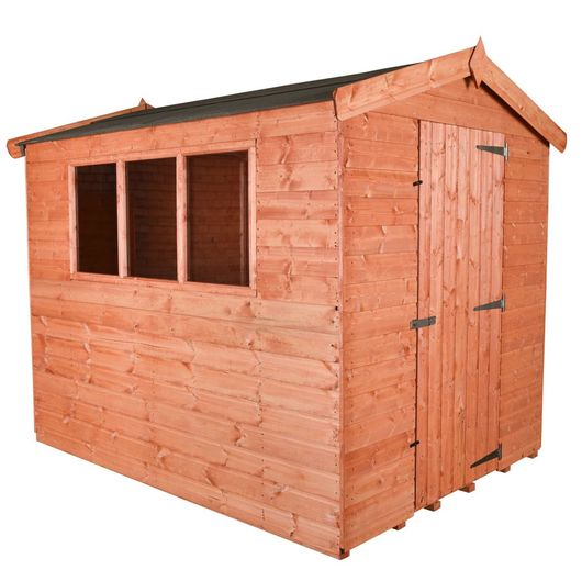 Wooden Shed - Workshop Apex I