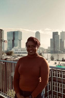 Samantha Ebecilio - Advocaat bij Avia Advocaten in Rotterdam