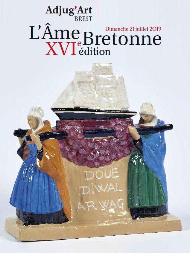 Vente L'Ame Bretonne chez Adjug'art : 538 lots