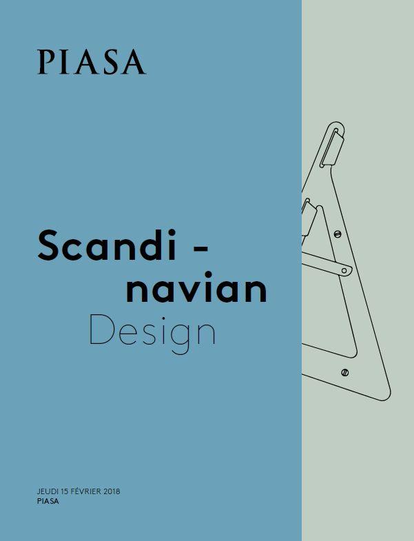 Vente Scandinavian Design chez Piasa : 225 lots