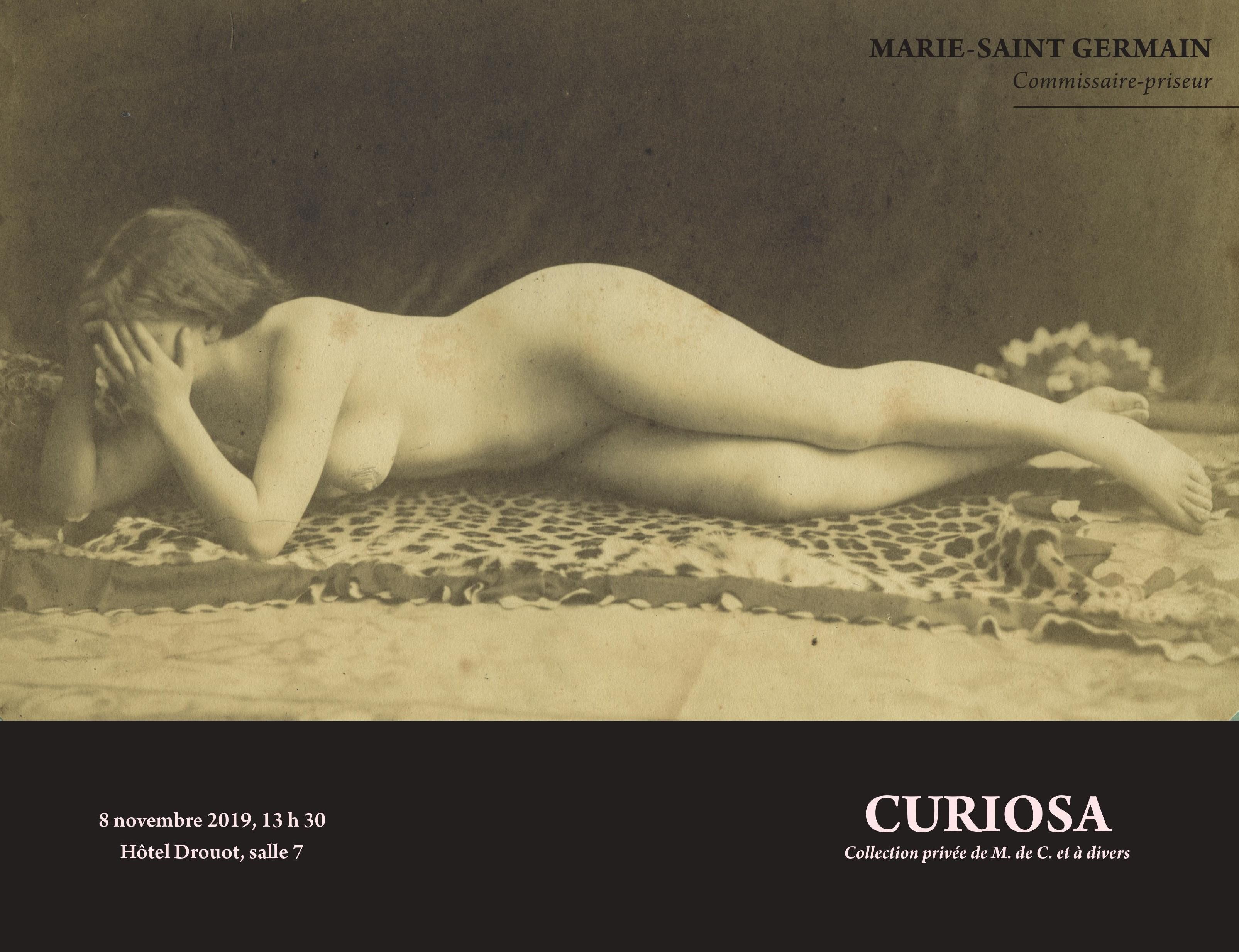 Vente Curiosa chez MARIE-SAINT GERMAIN : 421 lots