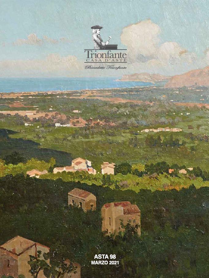 Vente Meubles et objets de collection chez Benedetto Trionfante Casa d'Aste SRL : 218 lots