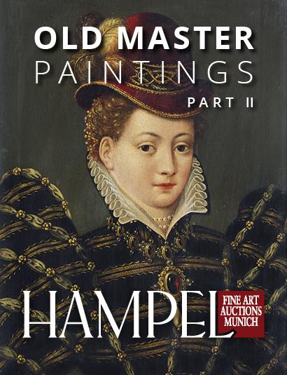 Vente Catalogue IV -  Tableaux de Maîtres anciens Part II chez Hampel Fine Art Auctions : 112 lots