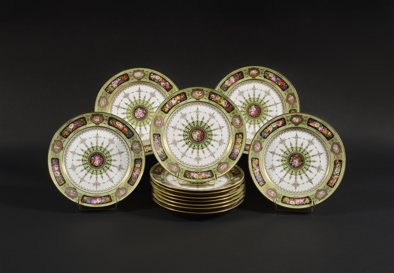 Vente Une Collection Royale chez MALLIÉ-ARCELIN : 206 lots