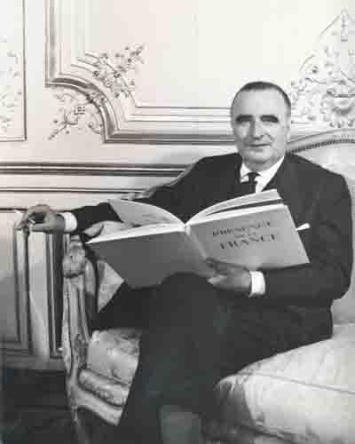 Vente Bibliothèque Littéraire et Poétique du Président Georges Pompidou chez Alde : 141 lots