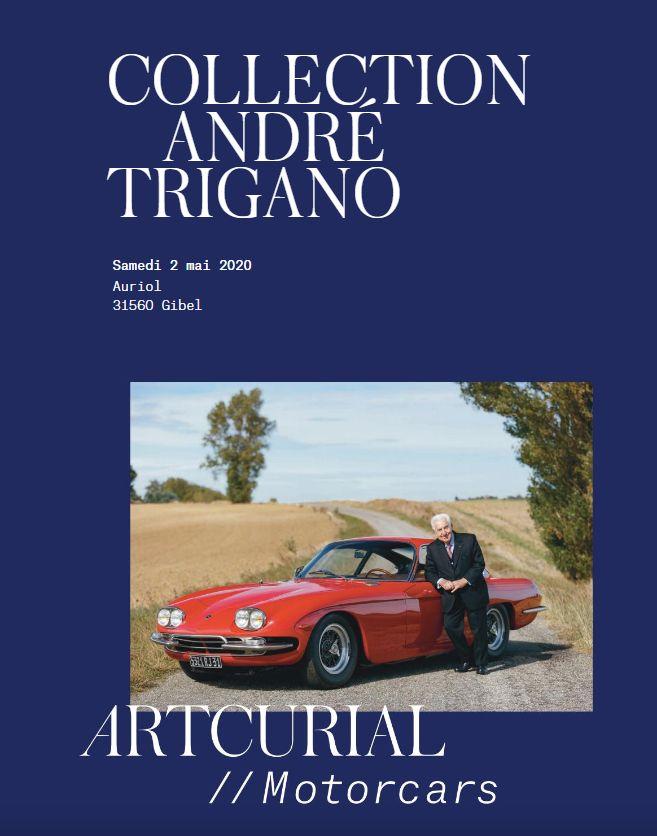 Vente Collection André Trigano chez Artcurial : 188 lots
